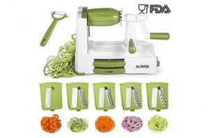 Top 10 Best Vegetable Spiralizers in 2018 Reviews