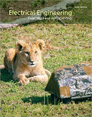 Electrical Engineering: Principles & Applications