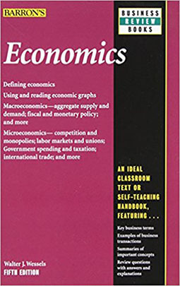 Economics by Walter J. Wessels