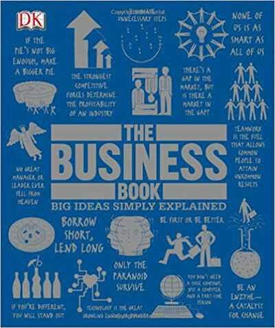 The Business Book -Big Ideas Simply Explained