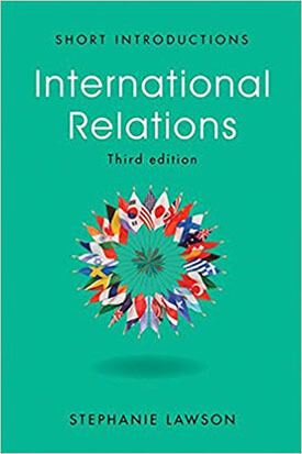 International Relations by Stephanie Lawson