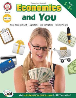 Economics and You by Carson-Dellosa