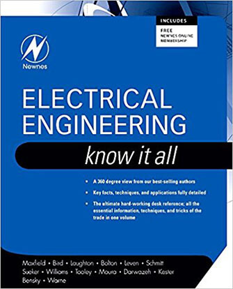Electrical Engineering: Know It All, 1st Edition