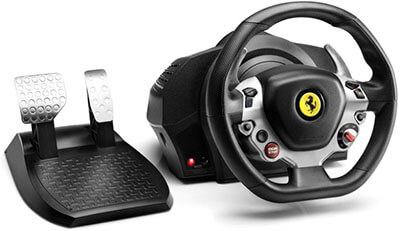 Thrustmaster TX Racing Wheel Ferrari 458, Italia Edition