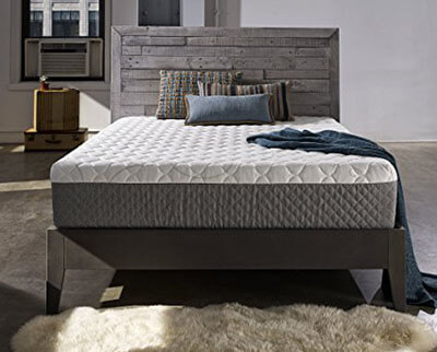 Sleep Innovations Taylor Gel Memory Foam Mattress, 12-inch