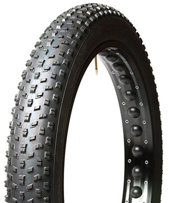 Panaracer Fat B Nimble Wire Bead Fat Bicycle Tire