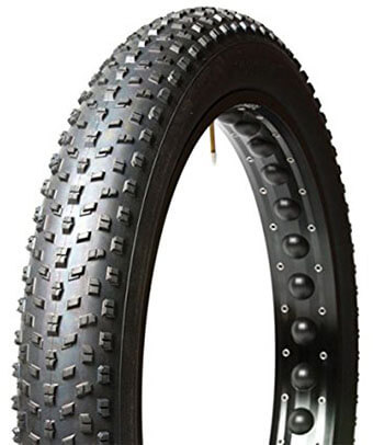 Panaracer Fat Nimble Wire Bead Fat Bicycle Tire