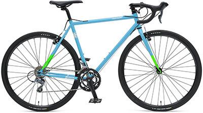 Retrospec Bicycles AMOK-16 CycloCross 16-Speed Bike, Chromoly Frame