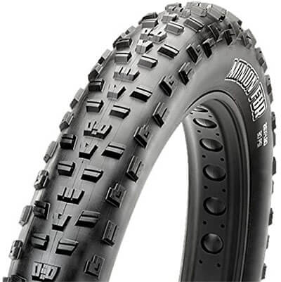 Maxxis Minion FBR Dual Compound EXO Folding Bead Fat Bike Tire, Tubeless