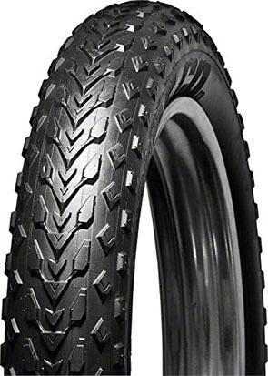 Vee Tire Co. Mission Command Fat Bike Tire, 120tpi Folding Bead