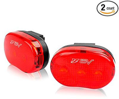 BV Bike Rear and Safety light