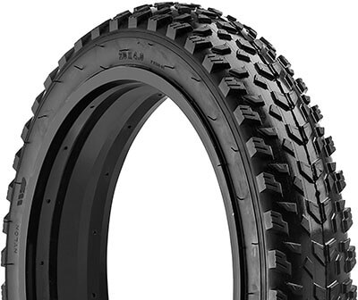 Mongoose MG78456-2 Fat Tire, 20 x 4-Inch