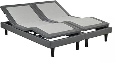Serta Motion Perfect LII Adjustable Bed Base, Wireless, Bluetooth
