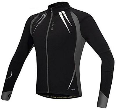 Santic Men's Cycling Jacket
