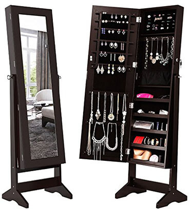 Langria Jewelry Cabinet