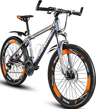 MINGDI 26-Inch Mountain Bike
