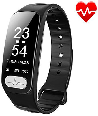 L8star Smart Bracelet Fitness Tracker