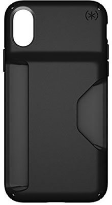 Speck Presidio Wallet Case for iPhone X
