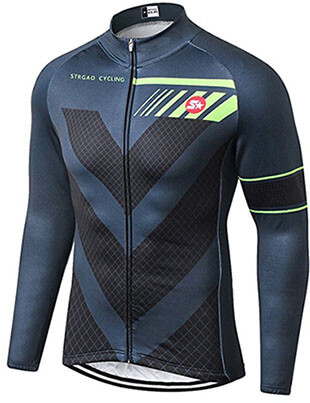 Mengliya MR Strago Cycling Jacket for Men