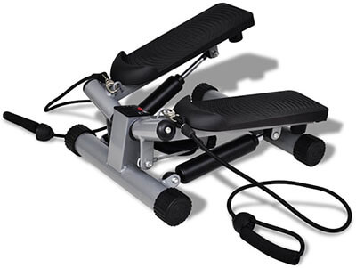 YOUTHUP Elliptical Trainer Mini Elliptical Stepper