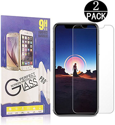 Rockxdays iPhone X Screen Protector
