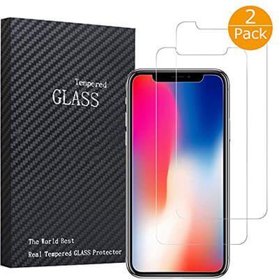 Zhicity Screen Protector for iPhone X