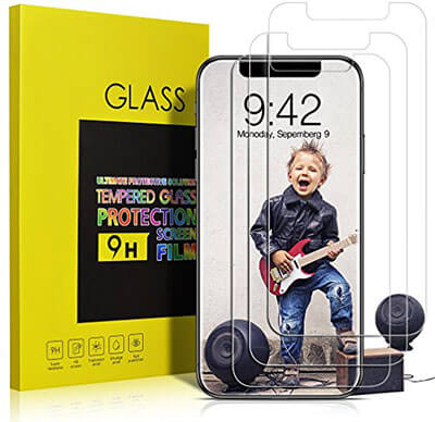 Besiva Screen Protector for iPhone X