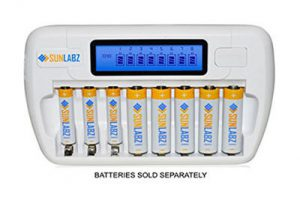 Top 10 Best Rechargeable Battery Chargers in 2018 Reviews