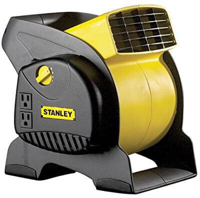 Lasko Stanley, 655702High-Velocity Blower Fan