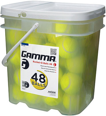 Gamma Tennis Ball Bucket