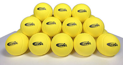 Gamma Sports Foam Tennis Balls