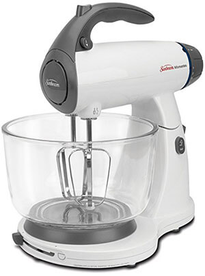 Sunbeam 2371 MixMaster White Stand Mixer
