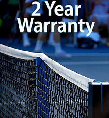 Net World Sports Professional Tennis Net