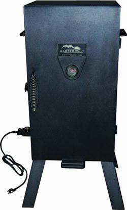 Masterbuilt 20070210 Electric Analog Smoker