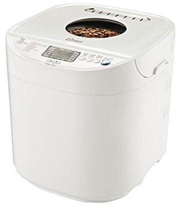 Oster 2-Pound Expressbake Bread Machine, 13-Hour Delay Timer