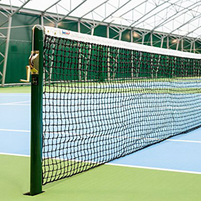 Net World Sports Double Top Tennis Net