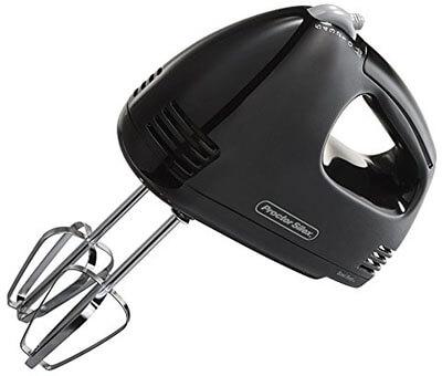 Proctor Silex 62507 Black Hand Mixer
