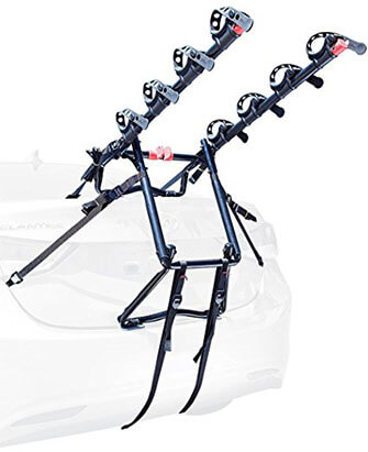 Allen Sports Premier Four Bike Trunk Rack
