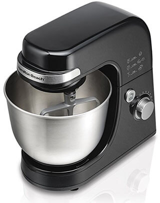 Hamilton Beach 63390 Stand Food Mixer