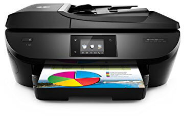 HP OfficeJet 5740 Wireless All-in-One Photo Printer, Mobile Printing