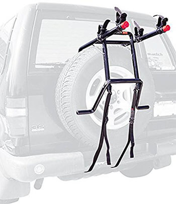 Allen Sports Spare Tire Mounted Rack 2-Bike