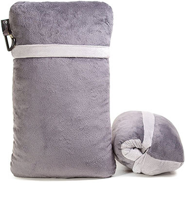 Compact Technologies Travel Pillow