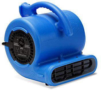 B-Air VP-25 1/4 HP Air Mover Restoration Carpet Dryer Floor Blower