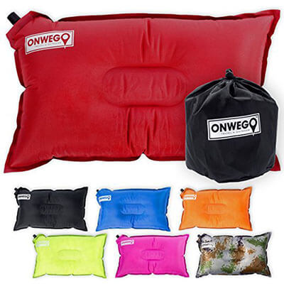 Onwego Inflatable Air Pillow