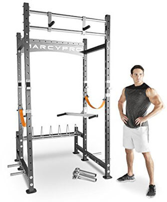 Impex Marcy Pro Power Rack