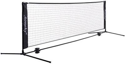 Aoneky Kids Soccer Tennis Net