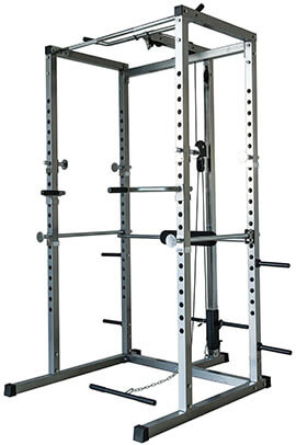 Akonza Athletics Fitness Home Power Rack