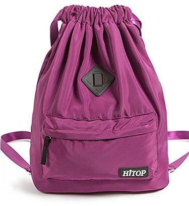 HTOP Drawstring Women's Gym Bag