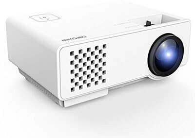 DBPOWER RD-810 Portable LED Projector