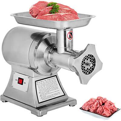 Happy Buy Meat Grinder Stainless Steel Sausage Grinder
